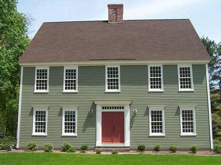 style house plans classic federal colonial homes
