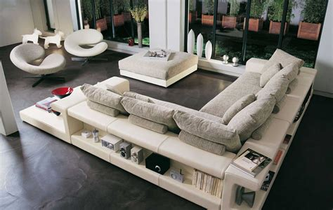 Roche Bobois Contemporary Sofa by Living Room Inspiration 120 Modern Sofas By Roche Bobois