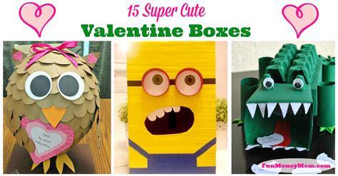 super cute valentine boxes fun money mom