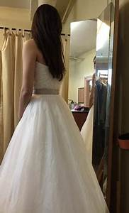 Reem Acra Orchid 1200 Size 4 Used Wedding Dresses