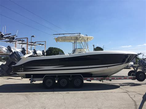 Used Center Console Boats For Sale by Used Center Console Hydrasports Boats For Sale 4 Boats