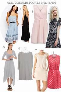Robe De Printemps : e shopping une jolie robe de printemps le so girly blog ~ Preciouscoupons.com Idées de Décoration