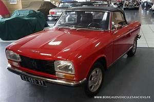 304 Peugeot Cabriolet : berigaud v hicules anciens peugeot 304 cabriolet rouge 1971 ~ Gottalentnigeria.com Avis de Voitures