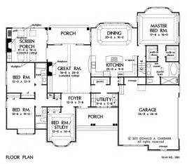 Large House Plans Photo Gallery by New Housing Trends 2015 Where Did The Open Floor Plan