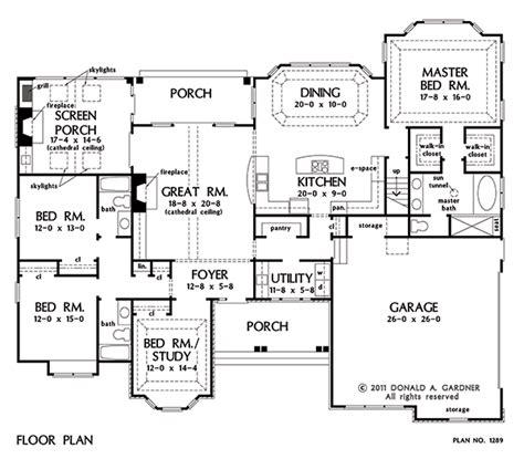 housing trends open floor plan