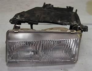 2008 Gmc Sierra 3rd Brake Light 1997 2004 Chevy Corvette C5 Left Lh Headlamp Headlight