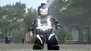 Lego Marvel Super Heroes - Black Bolt Unlock Guide - YouTube