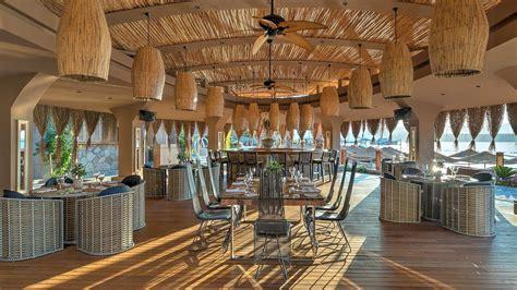 mediterranean cuisine menu restaurants bars caresse a luxury collection resort
