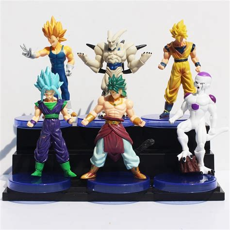 Shope for official dragon ball z toys, cards & action figures at toywiz.com's online store. Dragon Ball Z action Figures Broli Vegeta Goku Frieza PVC ...