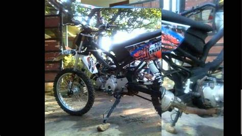 Motor Suzuki Smash Modifikasi by 85 Modifikasi Motor Honda Supra Jadi Trail Modifikasi Trail