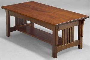 coffee tables ideas extraordinary mission style coffee With bench style coffee table