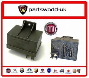 Alfa Romeo Glow Plug Relay 147 156 159 Gt  U0026 Mito 51888255 Brand New  Genuine