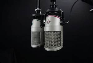 How A Condenser Mic Works