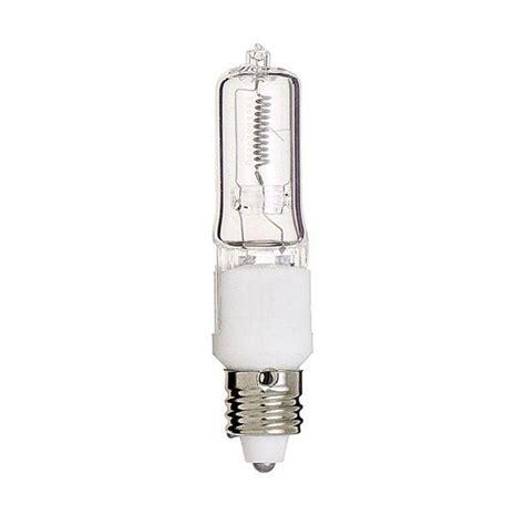 progress lighting 50 watt 120 volt halogen e11 light bulb