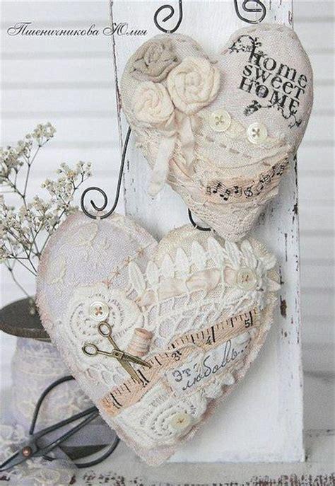 shabby chic fabric hearts shabby hearts shabby chic pinterest sweet home shabby chic and fabrics
