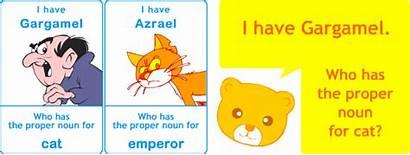 Grammar Games Nouns Proper Loop Common English