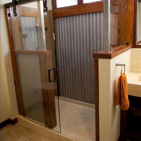 metal  wood bathrooms google search rustic shower