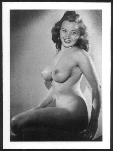 Actress Joan Blondell Topless Nude New Reprint X Jb