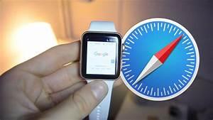 How To Use Safari On Apple Watch  U2013 Watchapplist