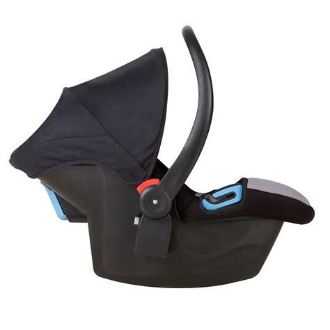 ceinture siege auto bebe siège auto coque bébé protect noir et beige groupe 0 de