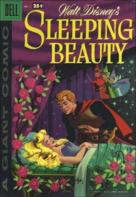 sleeping beauty   apr  comic book  dell