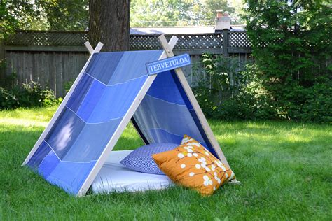 diy canopy tent this diy tent is for cers who don t exactly