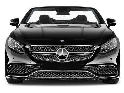 image  mercedes benz  class amg  cabriolet front