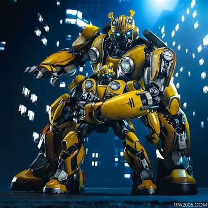 Bumblebee Threezero Premium Transformers Vw Scale Movie