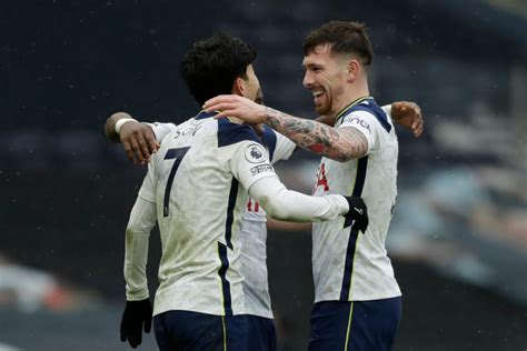 4-2-3-1 Tottenham Hotspur Predicted Lineup Vs Burnley- The ...
