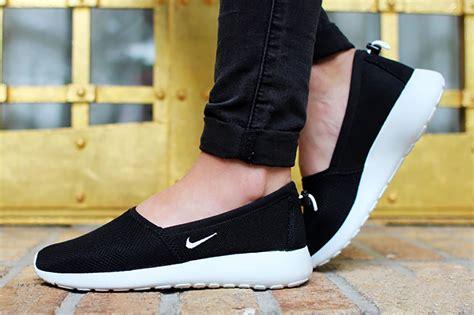 nike ballerina nike roshe run slip black adidas shoes