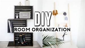 DIY Room Decor & Organization for 2017! Easy, Affordable