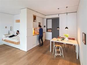 Kleine Wohnung einrichten: So kommt die Einzimmerwohnung