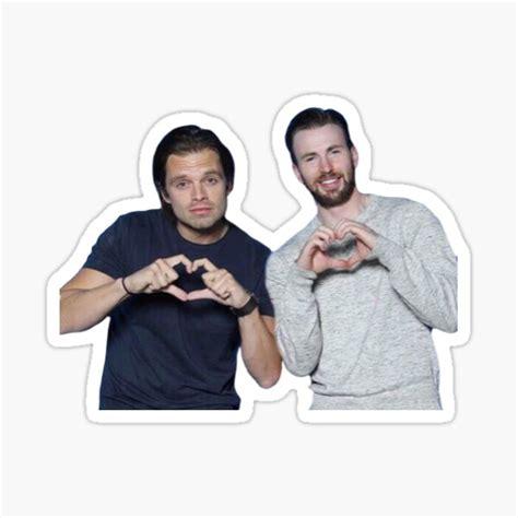 Sebastian Stan Stickers | Redbubble