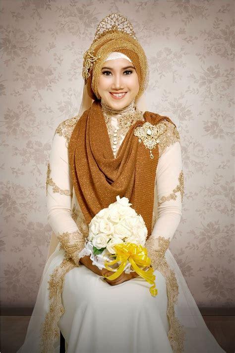 pengantin muslimah gambar desain baju pengantin muslimah yang anggun proyek