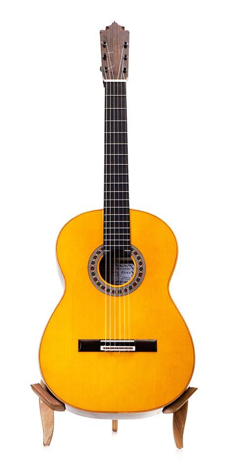Flamenco guitar Vicente Amigo › Rosewood guitars (negra ...