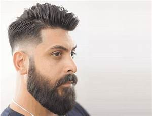 Faded Hairstyle 10 Beard Styles That Suit Your Faded