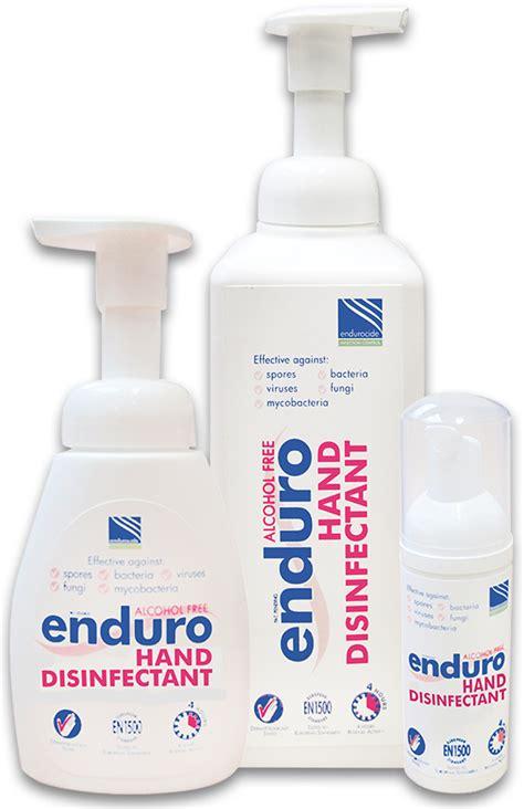 Enduro Hand Disinfectant | Combats spores including C