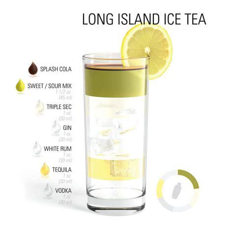 recipe for island iced tea long island iced tea illustatuion tasty turntable