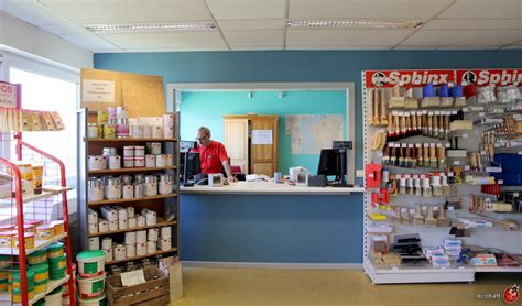 magasin de peinture murale peinture 224 l argile respirante sans solvants ecobati