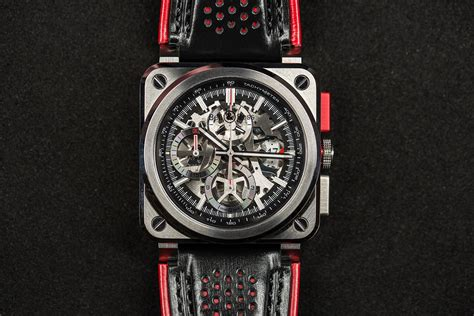 Indepth The Bell & Ross Br 0394 Aerogt Chronograph