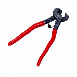 Rubi 8 In Carbide Edge Ceramic Tile Nipper 65926 The