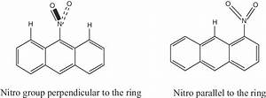 Nitro Group Orientation Relative To The Aromatic Ring