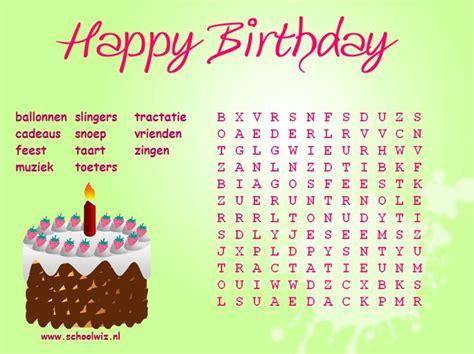 Aged Mirror by Woordzoeker Verjaardag Puzzels Woordzoeker Verjaardag