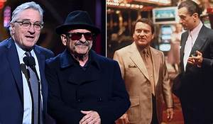 Scorsese Gets Pesci And De Niro Band Back Together For The ...