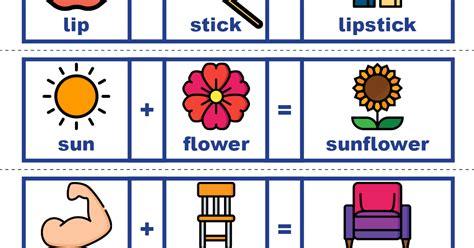 teaching compound words    fun