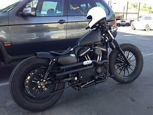Moto Style Harley : 2010 brat style harley davidson sportster iron 883 2 jpg 1600 1200 cars bikes pinterest ~ Medecine-chirurgie-esthetiques.com Avis de Voitures