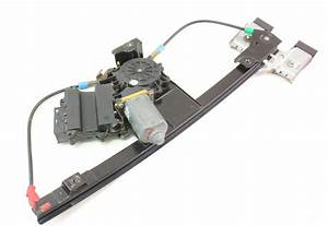 Rh Rear Power Window Regulator  U0026 Motor 93