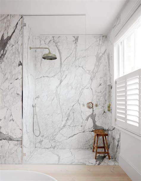 chic stylish marble bathroom ideas  inspiration