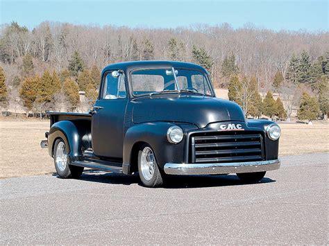 1948 Gmc Fivewindow Pickup Truck  Hot Rod Network