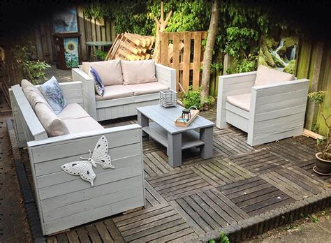 wonderful wood pallet outdoor furniture ideas corner